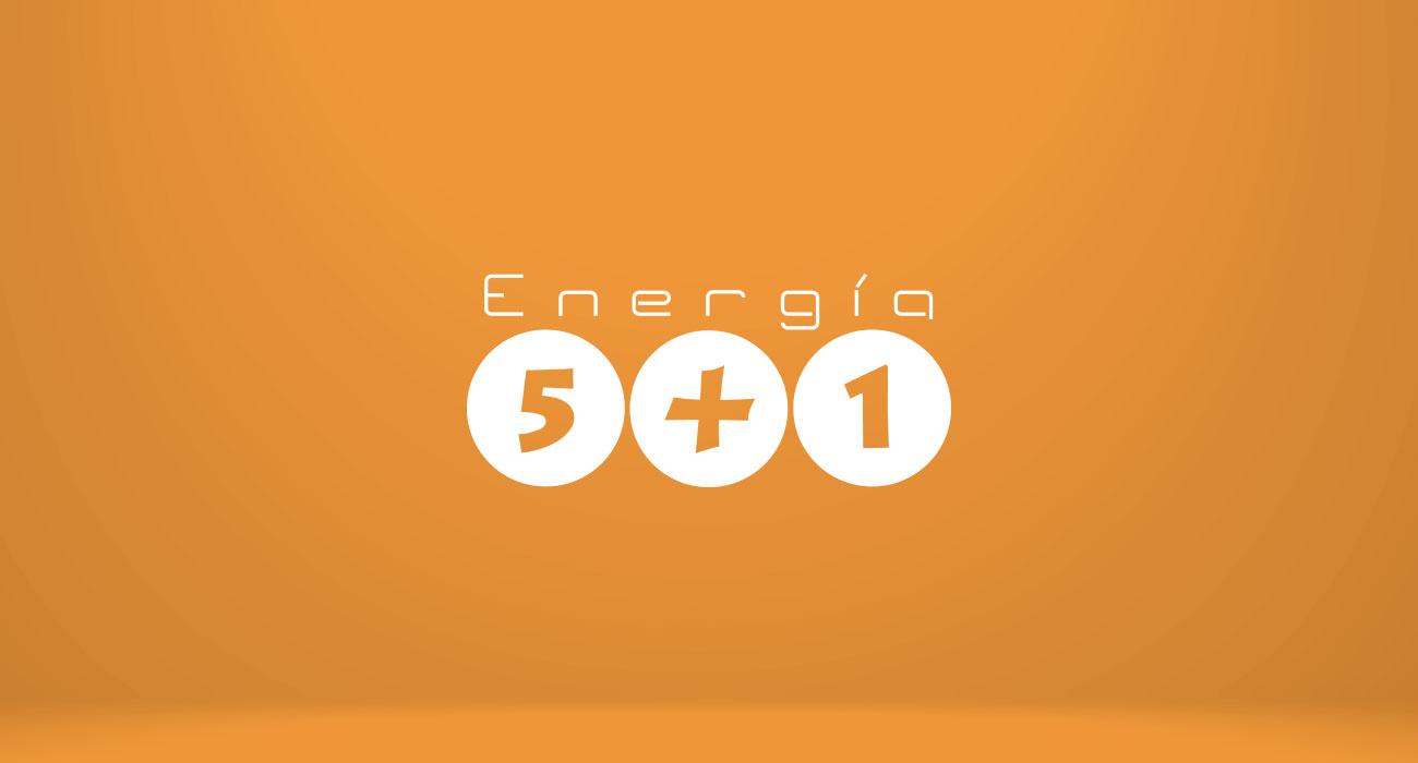 ENERGÍA 5 MÁS 1